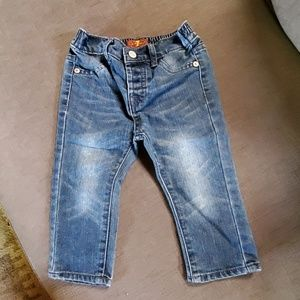7 for All Mank Kind Toddler Boy Jeans